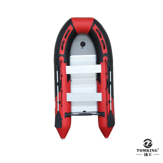Inflatable Speed boat, Rigid inflatable boat,aluminum floor 3.3M TK-RIB-330